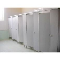 Công ty sản xuất và thi công vách ngăn vệ sinh uy tín tại TPHCM